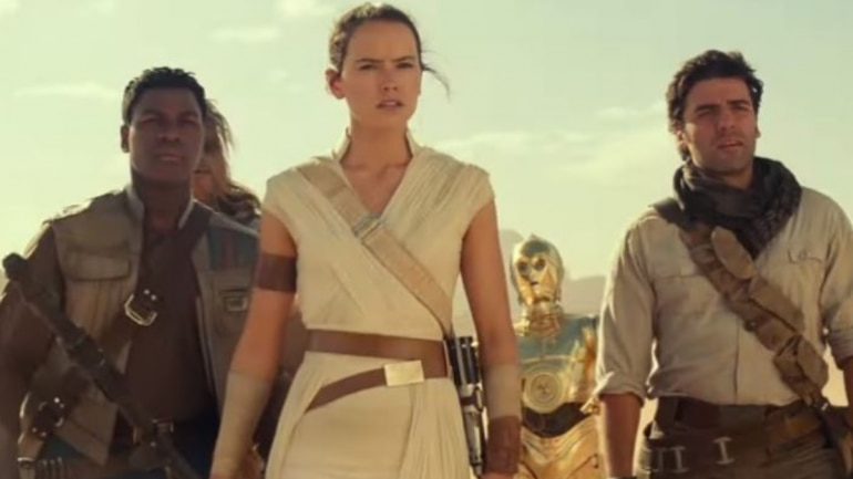 The Rise Of Skywalker hit the screens on December 20