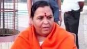 Jai Telangana Police: Uma Bharti hails force after killing of accused in vet's rape-murder case