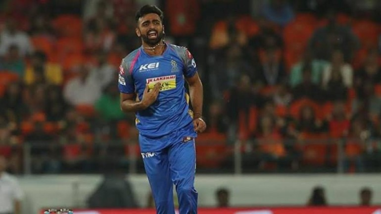 rajasthan royal buys jaydev unadkat for 3rd consecutive year