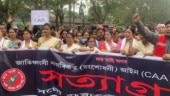 Assam women at forefront of protests against Citizenship Act, ensure peaceful demonstration