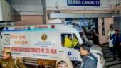Day after being set afire, Unnao rape survivor critical and on ventilator