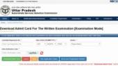 UPSSSC Jr Assistant Exam admit card released @upsssc.gov.in