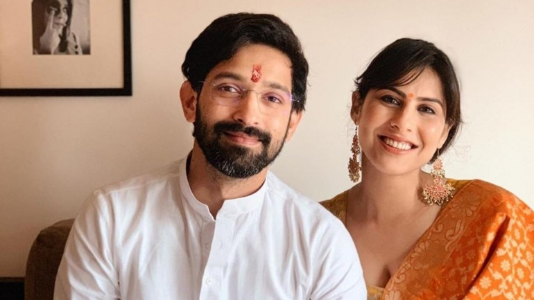 Vikrant Massey confirmed he got engaged to Sheetal Thakur in November.