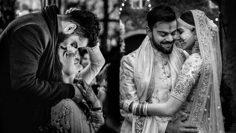 Virat Kohli and Anushka Sharma tied the knot in 2017.