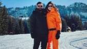 Virat Kohli heads to snowy town of Gstaad with Anushka Sharma to ring in the New Year