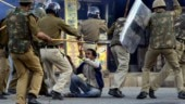 Police lathicharge NSUI, ABVP protesters in Agra, registers FIR