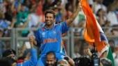 Sachin Tendulkar's 2011 World Cup victory shortlisted for Laureus Sporting Moment award