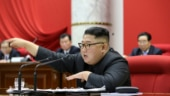 Kim Jong Un says North Korea to show 'new strategic weapon' soon