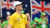 De Minaur pulls off comeback, Millman shines as Australia beat Canada