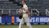 South Africa fight back vs England after Zak Crawley hits maiden fifty