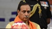 Gujarat CM Vijay Rupani walks away when asked about 134 infant deaths at Rajkot hospital
