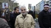 Iran's General Qassem Soleimani killed in Baghdad airstrike