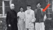 Fact Check: Is Indira Gandhi posing with her husband and father-in-law in this photo?
