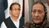 SP leader Azam Khan surrenders with wife and son, sent to jail