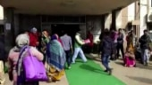 Green carpet for Rajasthan minister at Kota hospital sparks row