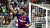 Barcelona striker Luis Suarez to undergo knee surgery on Sunday