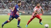 Barcelona made childish mistakes in Super Cup defeat vs Atletico Madrid: Lionel Messi