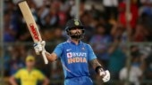 Bengaluru ODI: Virat Kohli joins elite list with 100th 50-plus score