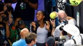 Was shocked to see the draw: Coco Gauff after beating Venus Williams in Australian Open 1st round