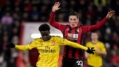 Arsenal 2-1 Bournemouth: Gunners set up Portsmouth clash in FA Cup