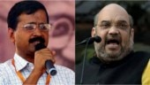 Amit Shah and Arvind Kejriwal trade barbs as battle for Delhi seat hots up