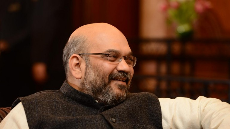 Amit Shah is the best performing union minister: MOTN
