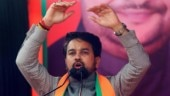 IYC files police complaint against Anurag Thakur for his inflammatory speech