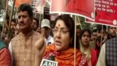 Bengal BJP reveals rape victim's name while protesting against crime on women