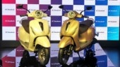 Bajaj Chetak electric scooter launched, price starts at Rs 1 lakh