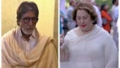 Amitabh Bachchan pays last respect to Ritu Nanda: Some moments deserve the silence of condolence
