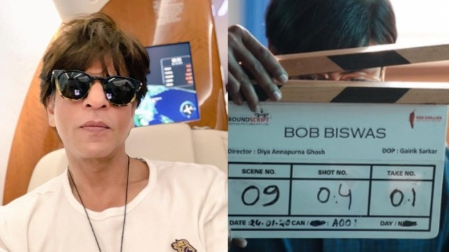 Shah Rukh Khan fights FOMO on missing Bob Biswas Day 1 shoot with Abhishek Bachchan