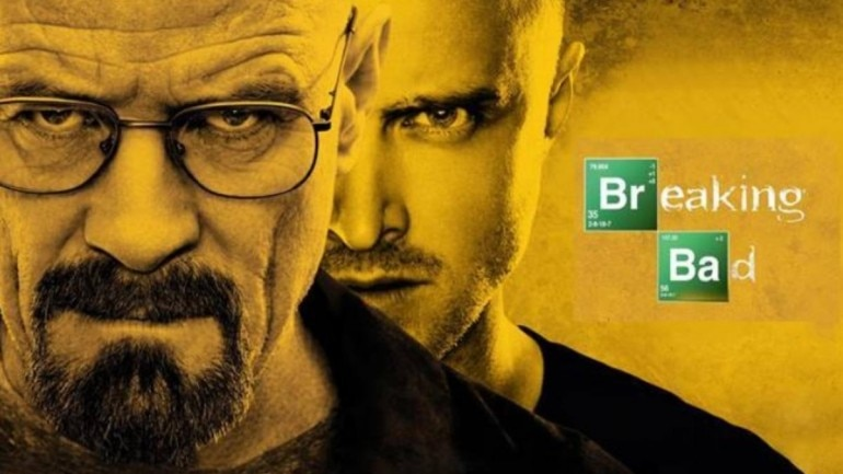Breaking Bad Poster.