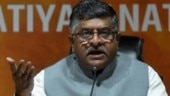 Will clear confusion of youngsters on CAA, but won't talk to those raising slogans of Azadi: Ravi Shankar Prasad