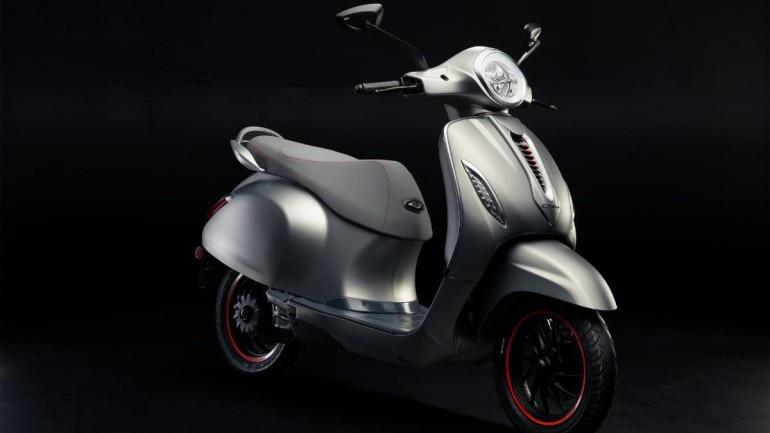 Bajaj Chetak electric scooter
