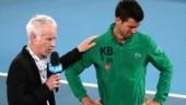 """He was my mentor, my friend"": Novak Djokovic breaks down after Kobe Bryant's death"