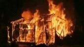West Bengal: BJP office in Asansol set ablaze, party blames TMC