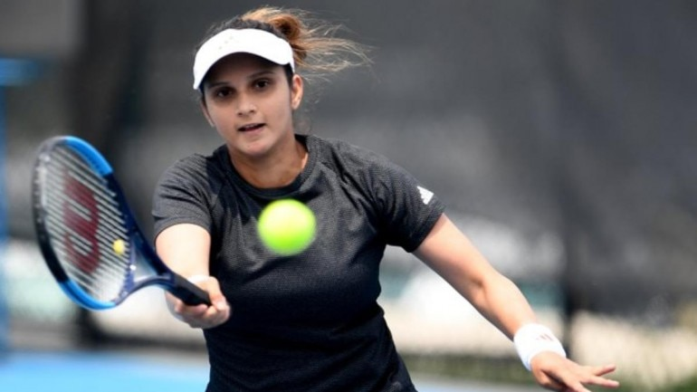 Image result for Hobart International 2020: Sania Mirza storms into semis