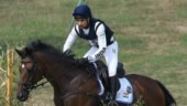 Fouaad Mirza becomes 1st Indian equestrian to qualify for Tokyo Olympics