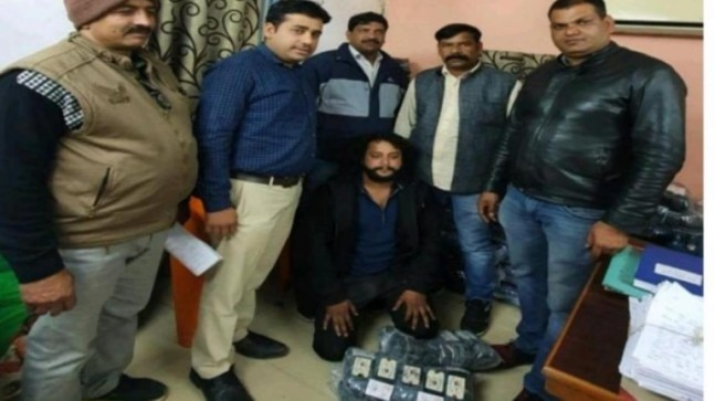 Bhopal Police busts fake jeans racket