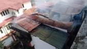 Assam: Two children charred to death after house catches fire in Guwahati