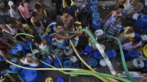 Operation Paani: Half of Delhi water unsafe, finds India Today