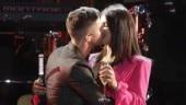 Priyanka Chopra and Nick Jonas welcome New Year 2020 with a passionate kiss. Trending pic