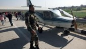 NCC training aircraft makes emergency landing on highway near Delhi