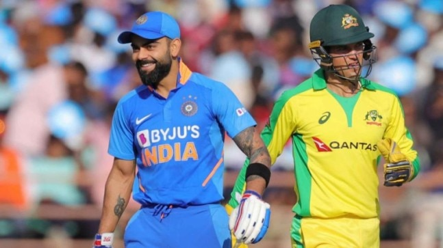 India vs Australia (IND vs AUS) 3rd ODI Live Streaming ...