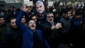 Thousands in Baghdad mourn Qassem Soleimani's killing