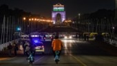 5 metro stations temporarily closed after thousands gather near India Gate