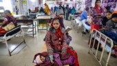 Centre's team reaches Kota's JK Lon Hospital as death toll rises to 107 with another infant's death