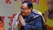 JP Nadda set to take over as BJP president