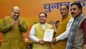 JP Nadda gets full command of BJP in a journey that began with ABVP