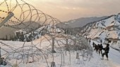 How jawans are battling-25 degree Celsius at LoC
